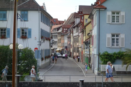 rue du port de plaisance Uberlingen