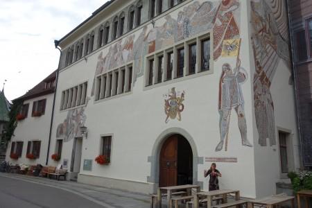 maison mosaïque Uberlingen