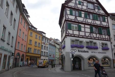 rue centrale Uberlingen