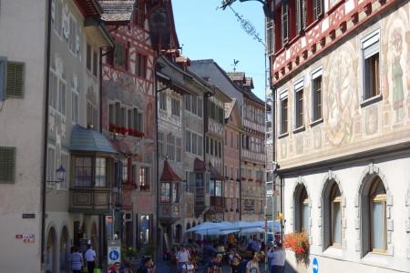 Stein am Rhein excursion jeûne thérapeutique