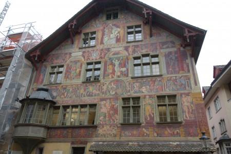 Schauffhouse excursion