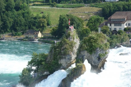 chutes du Rhin Buchinger