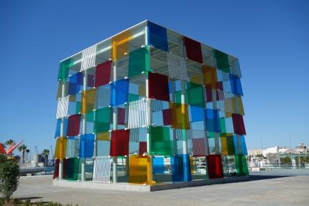 antenne Centre Pompidou Malaga