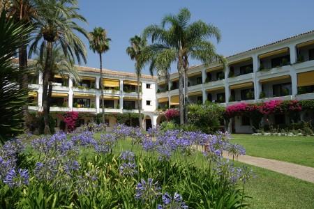 jardin jeune marbella