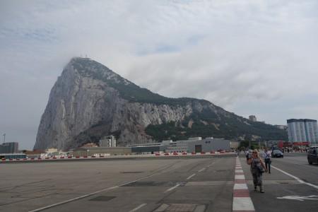 le rocher de Gibraltar jeune Buchinger Marbella
