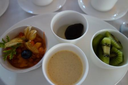 petit déjeuner muesli troisième jour de ré alimentation jeûne Marbella (1)