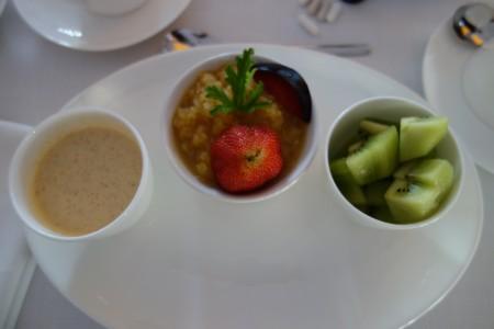 petit déjeuner premier jour de réalimentation jeûne