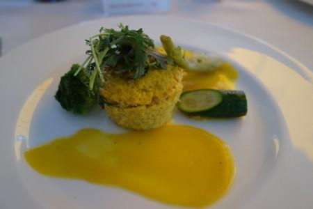 plat déjeuner deuxième jour ré alimentation jeûne Buchinger Marbella