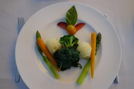 plat déjeuner premier jour réalimentation jeûne