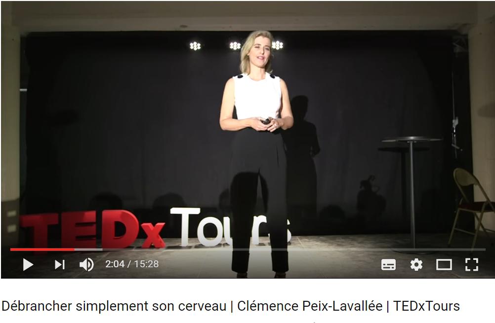 sophrologie, méditation, cohérence cardiaque en keynote, conférence TEDx
